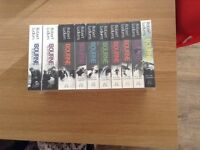 Robert Ludlum Set of ten Bourne books