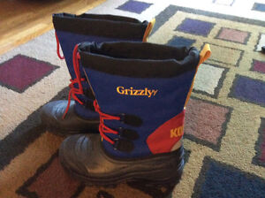 Kodiak Winter Boots Kitchener / Waterloo Kitchener Area image 1