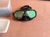 Beaver stealth atomic anti glare dive mask - immaculate.