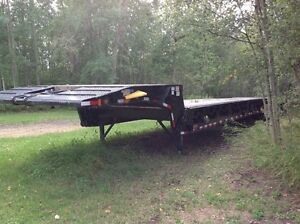 2014 Doepker lowboy double roller price dropped again