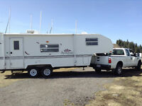 Camping Trailer - Deliver, Setup and Rent