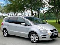 2010 Ford S-Max 2.0 TDCi Titanium MPV 5dr Diesel AUTOMATIC 7 SEATER
