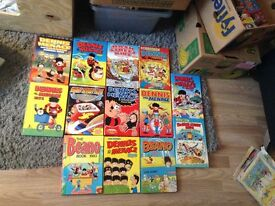 Large Bundle / Job Lot Of Beano Items
