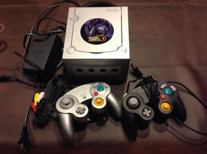 Limited Edition Pokemon XD Gamecube with 2 controllers