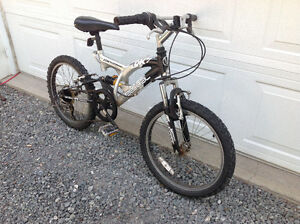 """20"""" bicycle for age 8-12"""