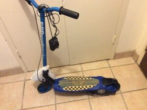 Pulse Performance Electric Scooter.