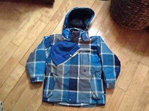 Manteau d hiver Ripzone pour garcon gr : 8 ans