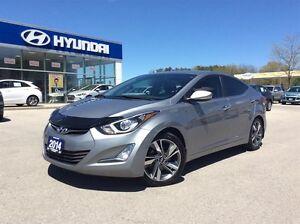 2014 Hyundai Elantra Limited w/ Tech