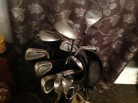 Women Wilson Golf Set- Excellent condition. Used 5-6 times MAX