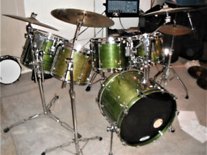 Batterie Mapex US MAPLE Handcrafted