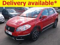 2014 Suzuki SX4 S-Cross SZ-T 1.6 DAMAGED REPAIRABLE SALVAGE
