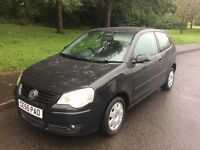 2005 Volkswagen Polo 1.4 S-1 owner-76,000-March 2017 mot-service history-great value