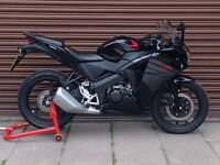 Honda CBR 125 2015, Only 946miles. Delivery Available *Credit & Debit Cards Accepted*