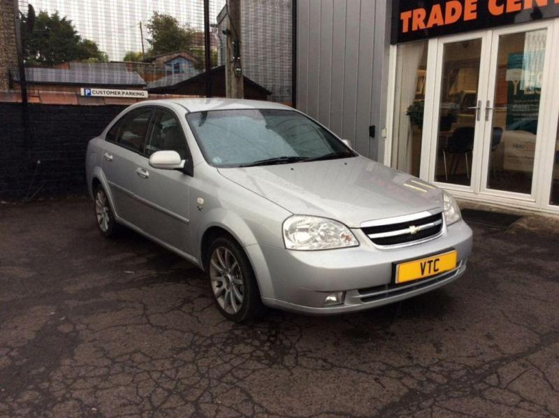 2005 55 CHEVROLET LACETTI 1.8 CDX 4D 121 BHP