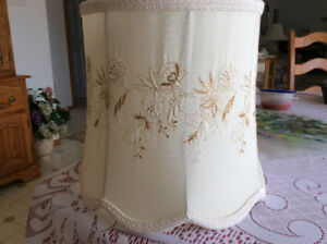 Beautiful lamp shade