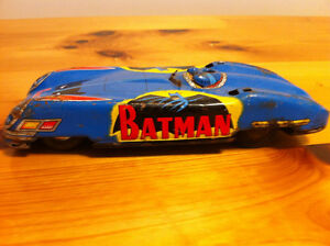 1960's Batman friction car