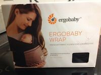Ergobaby Wrap top of the Range New and Boxed
