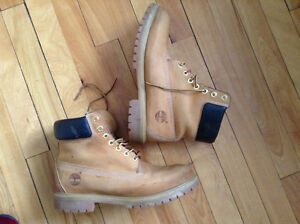 Timberland boots size 9 men's