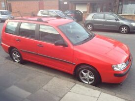 Seat corboda estate 1.6 78k same as VW golf