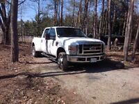 2008 Ford F-350 Lariat Pickup Truck - Diesel Dually