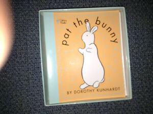 Pat the Bunny classic book for sale