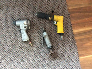 Pneumatic Tools (Older but Very Little Use)