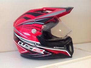 Motocross / Street Helmet Size Small 55cm -56cm