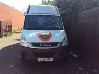 Iveco daily 3512 SEIZED ENGINE DOES NOT START/DRIVE