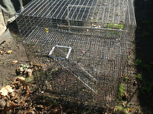 Pet cage ,animal cage ,2 floors with ramp , only 30 dollars Kitchener / Waterloo Kitchener Area image 4