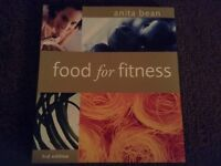 Food for fitness book BRAND NEW