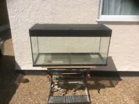 Juwel complete tropical aquarium fish tank set up
