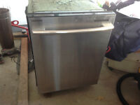 Samsung Stainless Dishwasher