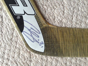 Curtis Joseph Signed Goalie Stick