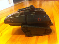 Gi Joe - Cobra H.i.S.S. (HISS tank) with driver - 1983 - 100%