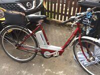 Yamaha xpc-26 electric bicycle, bike, ladies