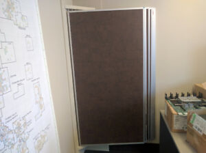 Swing Leaf Map Panel Units