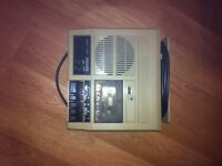 Selling a old cassette player