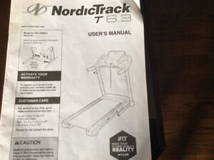 Never used treadmill at great price