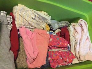 1-2-3 Year Old Girl Clothes