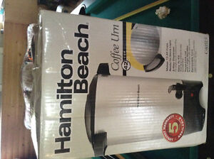For Sale 3 Hamilton Beach 42 cup Coffee Urns