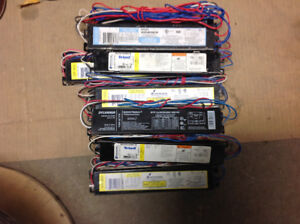***SAVE POWER*** Multi Voltage T-8 Electronic Ballasts