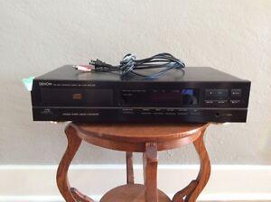 Denon Compact Disc Player