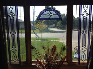 Professionally Made Stained Glass