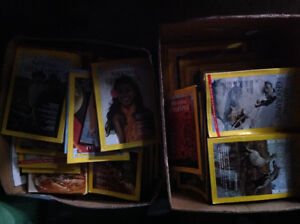 ***VINTAGE*** National Geographic magazines. 1970-1990.2 boxes.