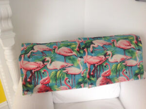 NEW cushion covers very retro mid century looking but are NEW