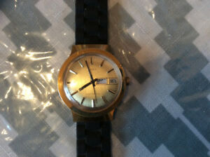 Vintage timex daydate timex watch mens keeps good time