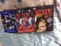 Original A Team DVDs