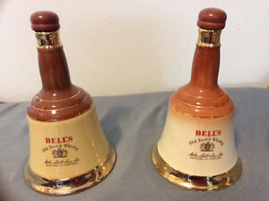 Bell's Old Scotch Whisky Decanter (Set Of 2) London Ontario image 1