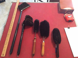 Set de brosses 1950