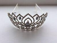 Diamanté Wedding Tiara